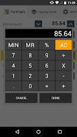 Screenshot of Tip N Split Pro