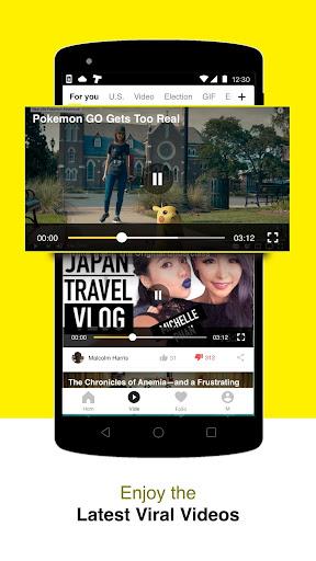 玩免費新聞APP|下載TopBuzz: Viral Video.GIFs.News app不用錢|硬是要APP