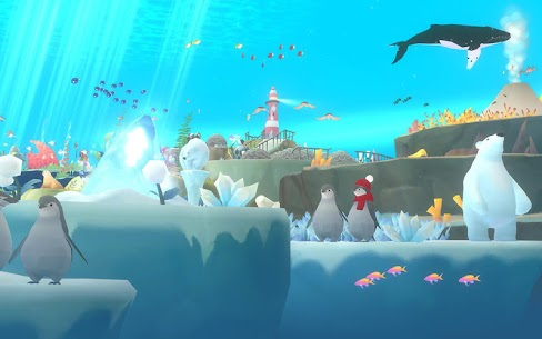 Abyssrium World: Tap Tap Fish Mod Apk (Unlimited Health + All Unlocked) 2