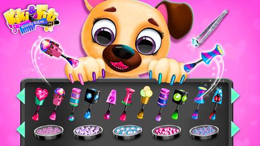 Kiki & Fifi Pet Beauty Salon - Haircut & Makeup 4.0.34 screenshots 6