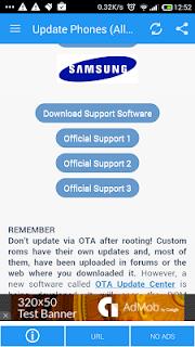 Update Phones (All Carriers) screenshot 02