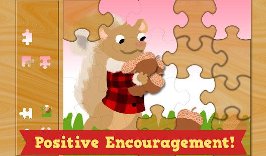 Thanksgiving Puzzles for Kids- screenshot thumbnail