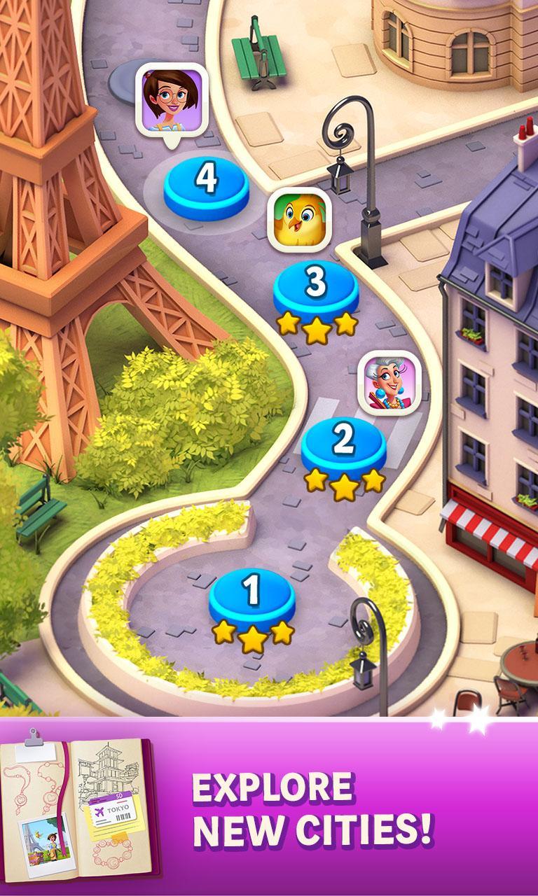 Diamond Diaries Saga Screenshot 3