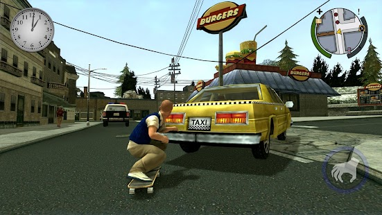 Bully: Anniversary Edition Android screenshot
