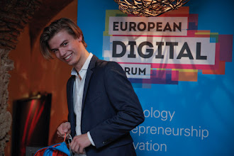 Photo: Bastiaan Zwanenburg, co-author of the Netherlands Startup Manifesto and managing director of Young Creators