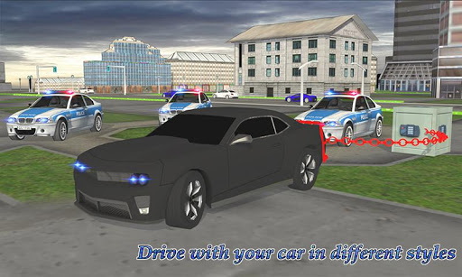 Police Car Chase:Fastest Furious Car Driving Sim 1.1 screenshots 2