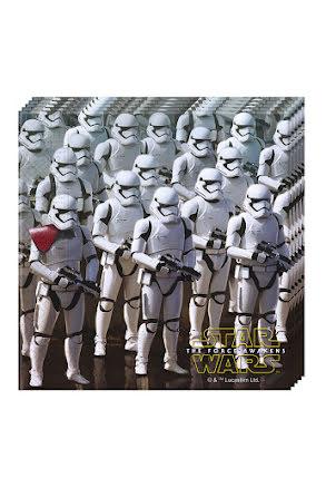 Star Wars The Force Awakens Servett