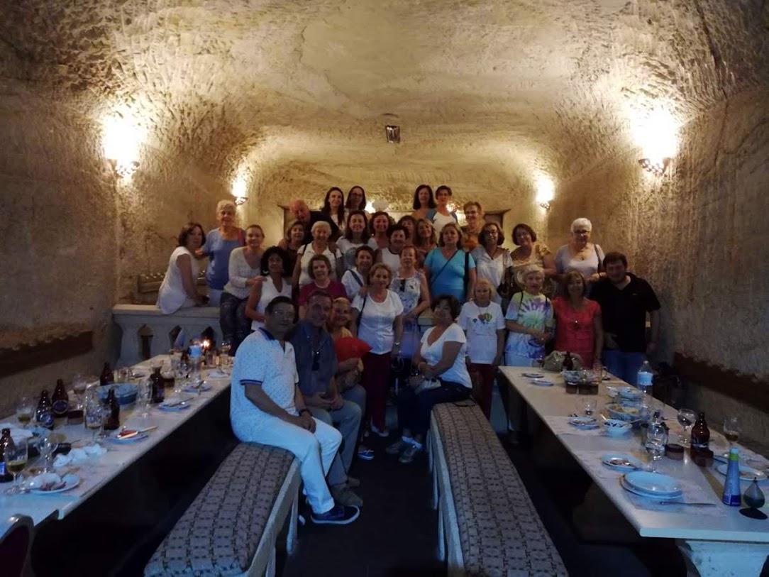 Viaje de fin de curso a Turquía (23 al 30 de junio de 2019)