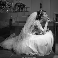 Wedding photographer Anisio Neto (anisioneto). Photo of 28.02.2018