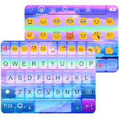 Fantasy Sea Emoji Keyboard
