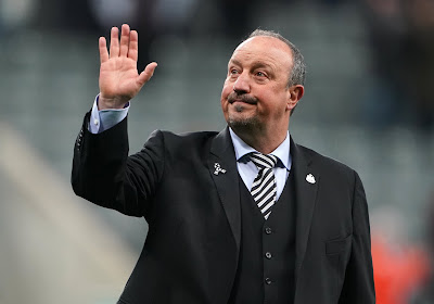 Rafael Benitez quitte la Chinese Super League