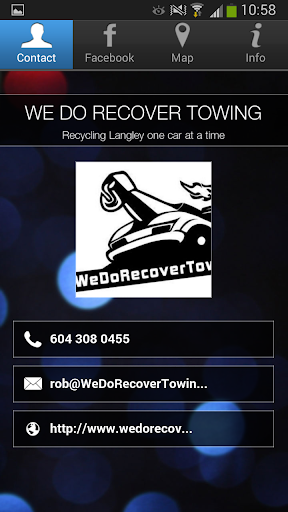 WE DO RECOVER TOWING