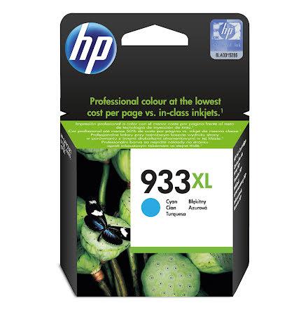 Bläck HP 933XL CN054AE   cyan