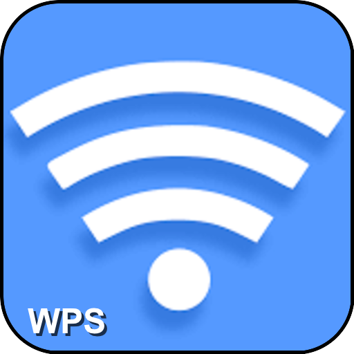 Wps Wifi Password - Wpa Tester Icon