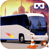 VR Tourist Bus Simulation