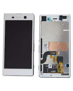 Xperia M5 Original Display Original White