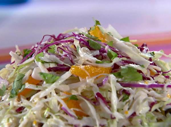 Jicama Slaw With Lime Dressing Recipe
