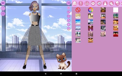 Avatar Maker: Anime Lady screenshot 13