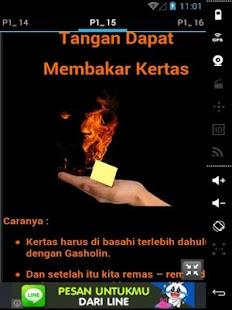 Buku Sulap Ilusi Magic- screenshot thumbnail