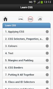 Learn Html Css Javascript - náhled