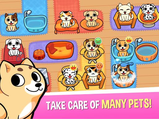 My Virtual Pet Shop - Cute Animal Care Game 1.10 screenshots 6
