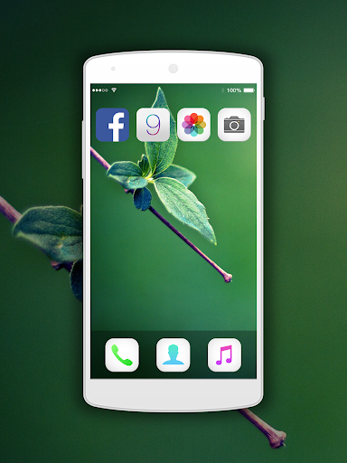 iLauncher for iOS9 iPhone 6s