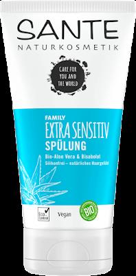 Extra Sensitive Conditioner eko aloe vera & bisabolol