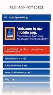 ALDI Australia - screenshot thumbnail