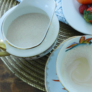Homemade Coffee Creamer.