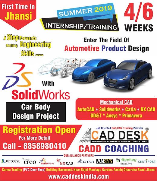 CADDESK (CAD/CAM/CAE/AutoCAD/CADD Coaching)
