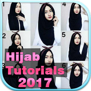 tutorial hijab 2017 terbaru