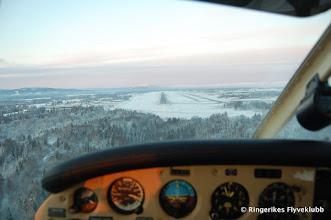 Photo: LN-BDA på Gardermoen Landing 01L