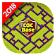 New CoC Base Maps for Layout 2018