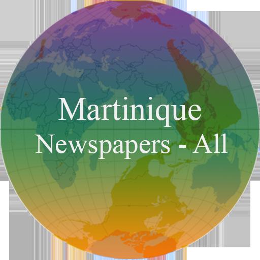 Martinique Newspapers - Martinique news app (app)