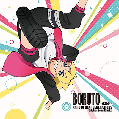 BORUTO NARUTO NEXT GENERATIONS Original Soundtrack I