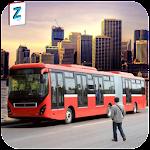 Metro Bus Drive Free Icon