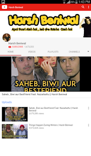 Harsh Beniwal Vines Official - náhled