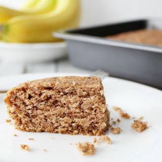 Gluten Free Sugar Free Banana Cake Recipes.
