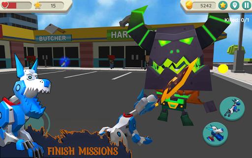 Robot Dog City Simulator  screenshots 1