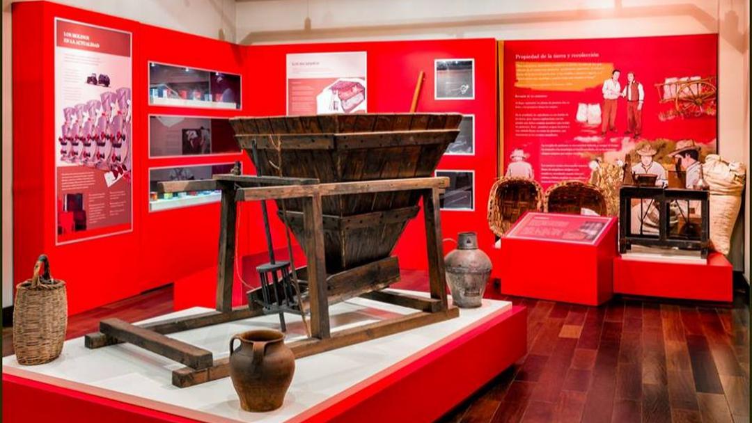 Museo del pimentón de La Vera