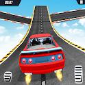 Hot Wheels Car Games: impossible stunt car tracks icon