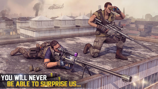 Aim of Legend: Sniper Game 2019 Mod