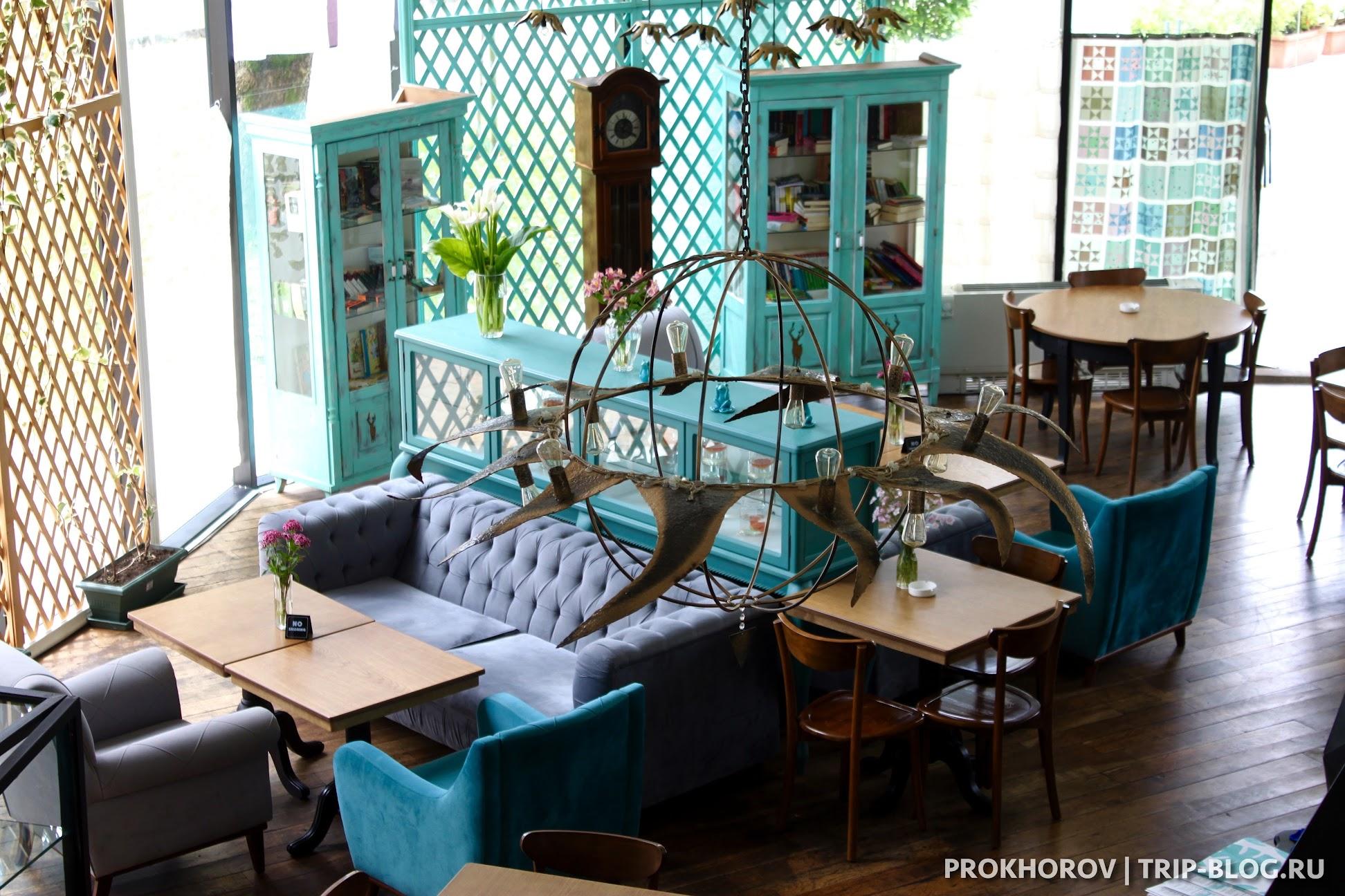 Cafe Gardens в Батуми