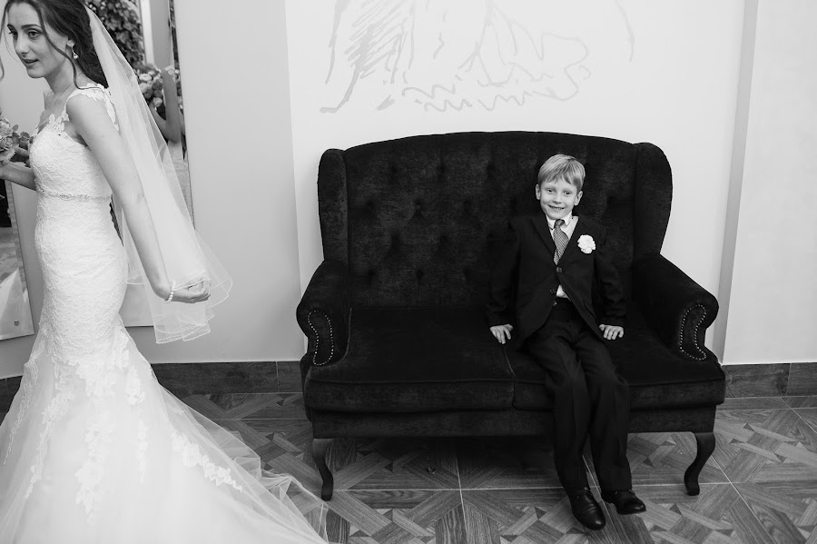 Wedding photographer Artur Pogosyan (Pogart). Photo of 23.12.2016