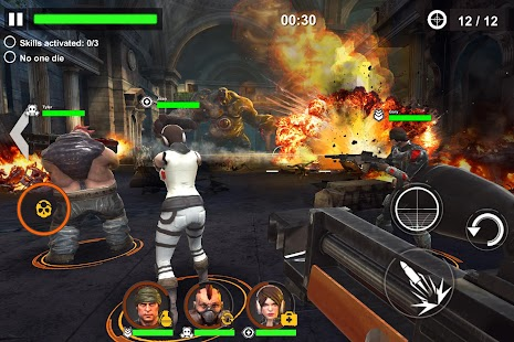DEAD WARFARE: Zombie Screenshot