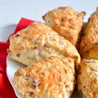 Ham and Cheese Scones Recipe