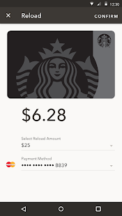 Starbucks- screenshot thumbnail