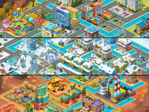 Town City - Village Building Sim Paradise Game 2.2.3 screenshots 13