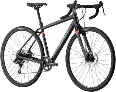 Salsa Journeyman Apex 1 700 Bike - 700c Black alternate image 4