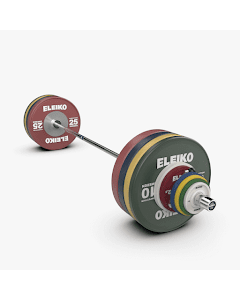 Eleiko IWF  WL Competition set